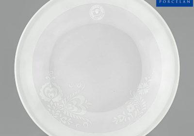 """A """"Fehér tulipánt"""" a 2018-as hivatalos tányér"""