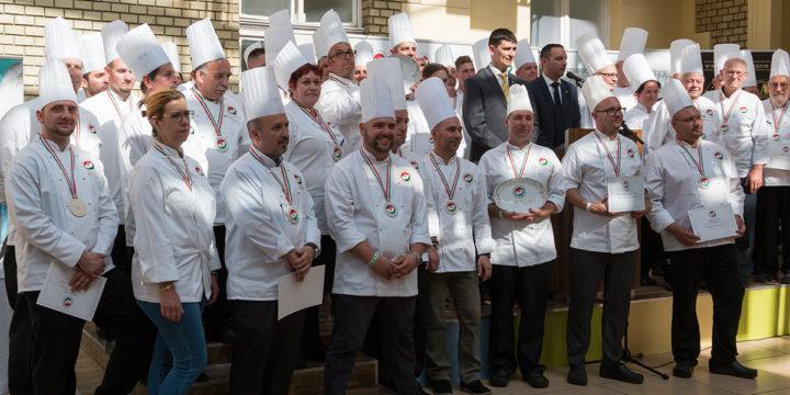 Az ajkai Mangó étteremben született Magyarország étele 2018-ban