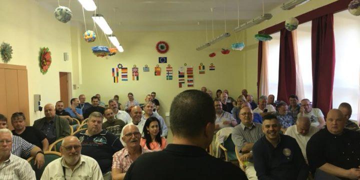 Vörösáruk a Séfklub workshopján