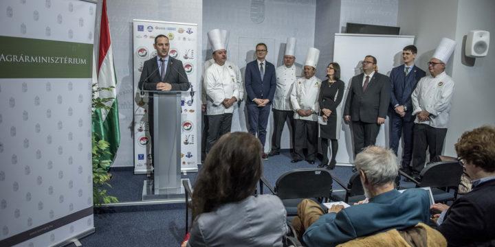 Dupla szakácsverseny újra – Magyarország étele 2019. és OKÉS