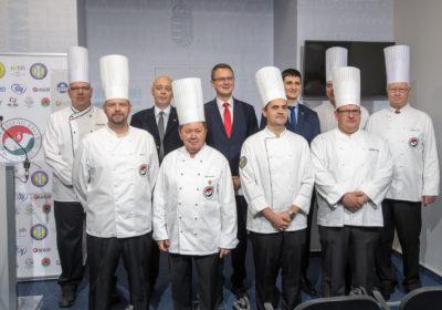 IX. OKÉS Országos Közétkeztetési szakácsverseny 2020