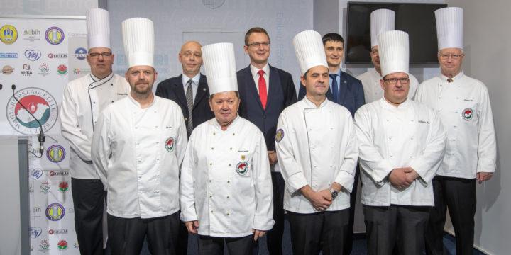 X. OKÉS Országos Közétkeztetési szakácsverseny, íme a versenykiírás