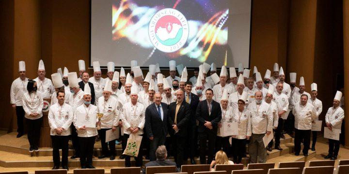 Magyarország étele 2020: Itt mindenki szívből és a hazájáért főzött