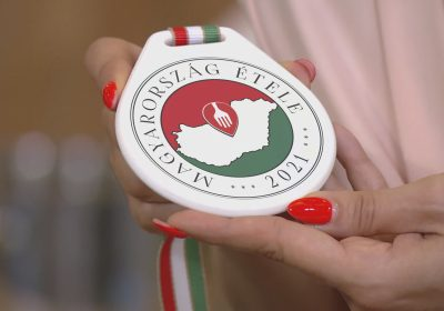 Elrajtolt a Magyarország étele 2021 szakácsverseny